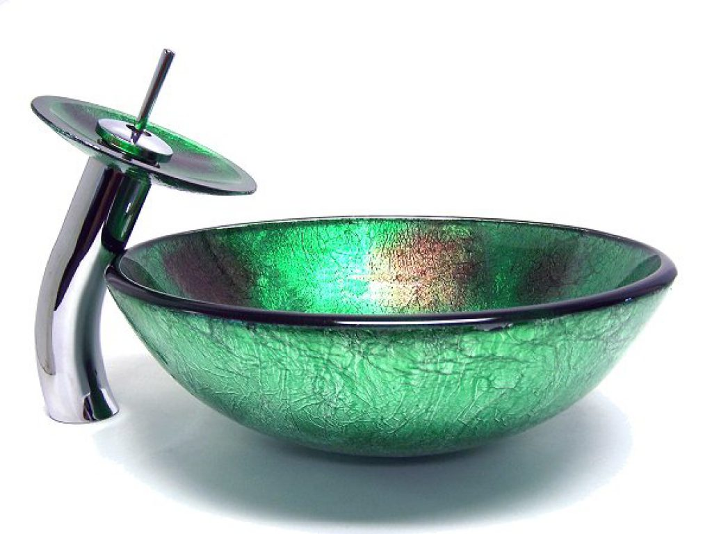 Green Colored Kitchen Sinks