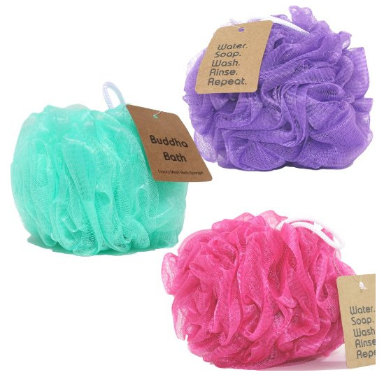 Luxury Bath Sponges from Buddha Bath