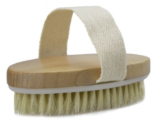 Dry Skin Body Brush from Wholesome Beauty
