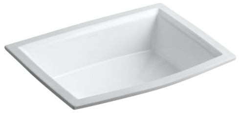 Archer Undercounter Bathroom Sink from Kohler