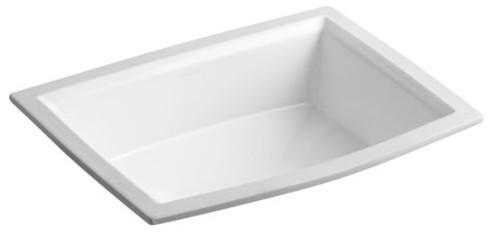 Archer Undercounter Bathroom Sink from Kohler