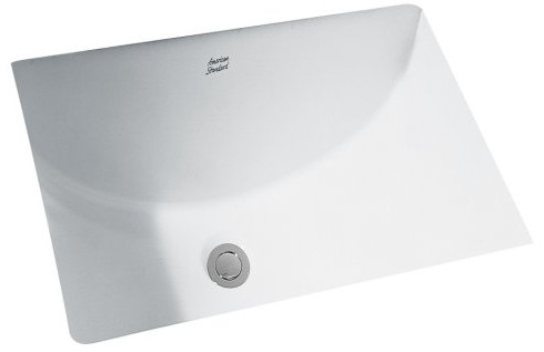 Studio Undercounter Bathroom Sink from American Standard