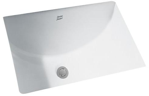 Studio Undercounter Bathroom Sink from American Standard