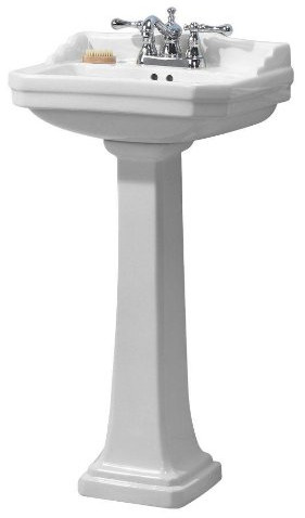 Pedestal Combo Bathroom Sink from Foremost Group