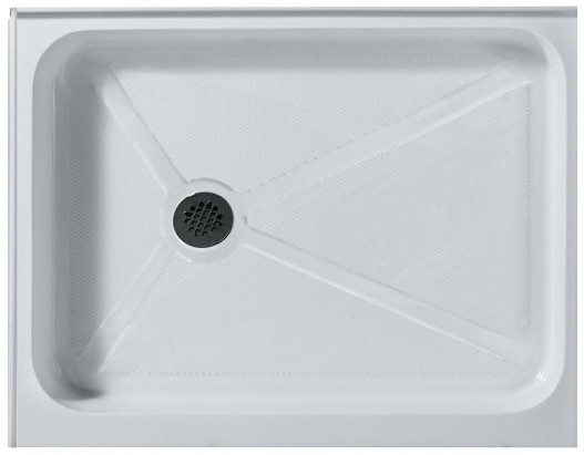 Rectangular Shower Base from Vigo