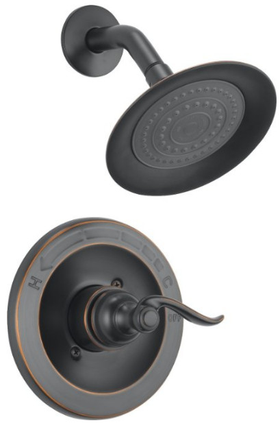 Windemere Shower Trim from Delta Faucet