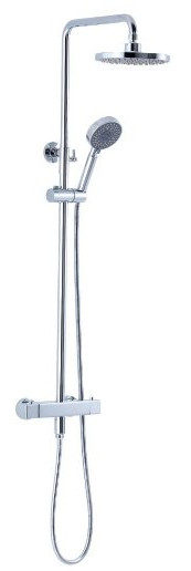 Thermostatic Shower System from CRW