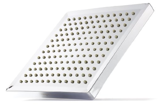 Luxury Spa Square High Pressure Rain Shower Head