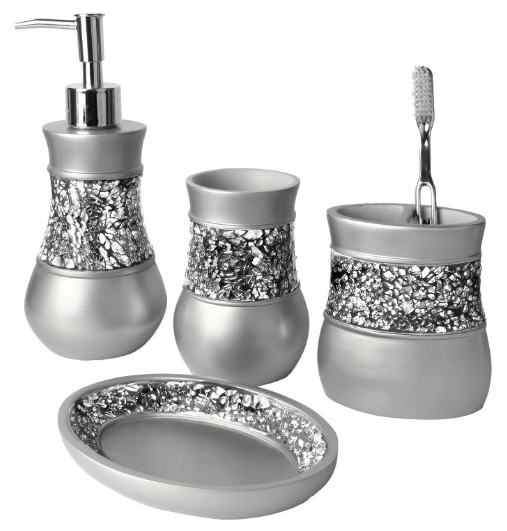 4 Piece Bath Ensemble from Creative Scents