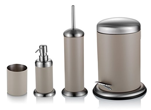 Malmo Bathroom Accessories Set from Fortune Candy