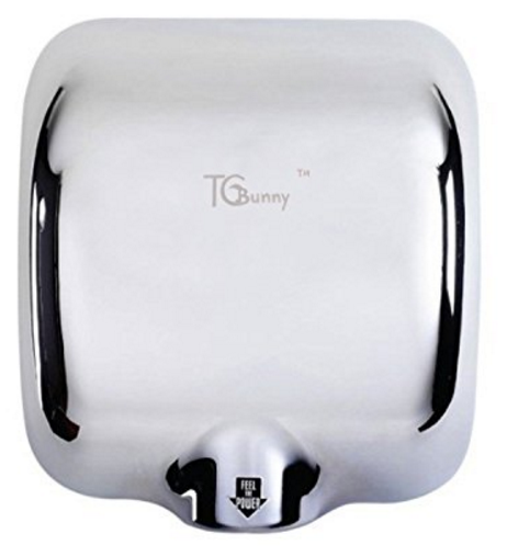 Heavy Duty Automatic Hot Commercial Hand Dryer from TCBunny