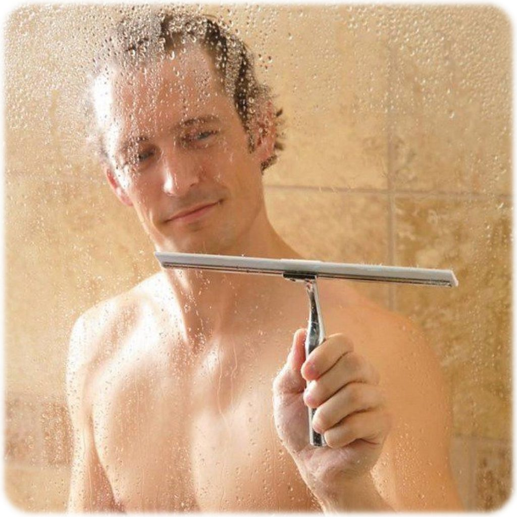 What Are Best Shower Squeegees Stainless Steel Shower