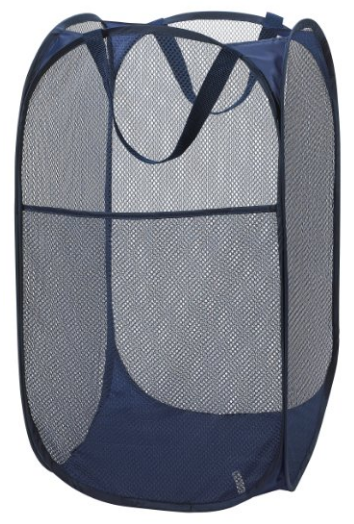 Mesh Pop-Up Laundry Hamper from Handy Laundry