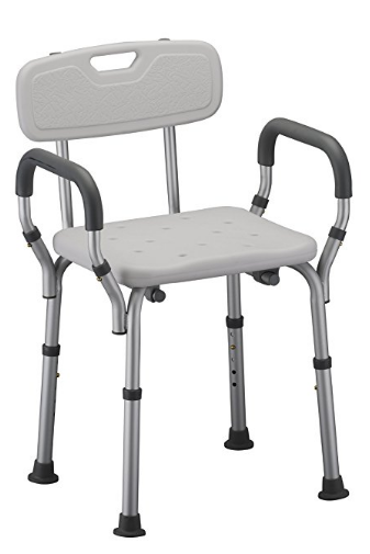 Deluxe Bath Seat with Back & Arms from NOVA Medical