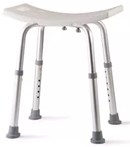 Adjustable Height Bath and Shower Seat from Dr Kays