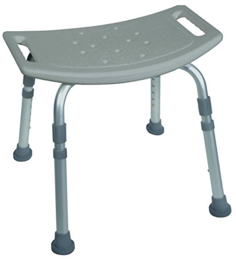 Bath Bench without Back from Drive Medical