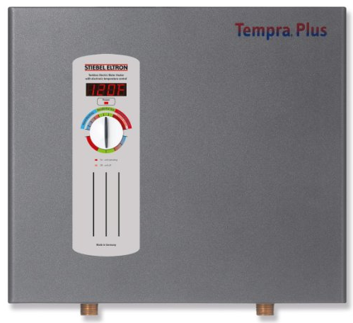 Tempra 24 Plus Electric Tankless Whole House Water Heater from Stiebel Eltron
