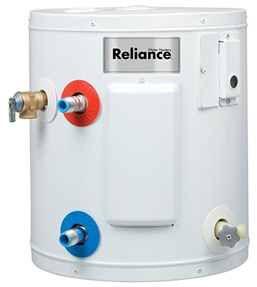 10 Gallon Electric Water Heater from Reliance Products