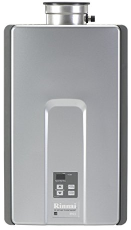 Propane Tankless Water Heater from Rinnai
