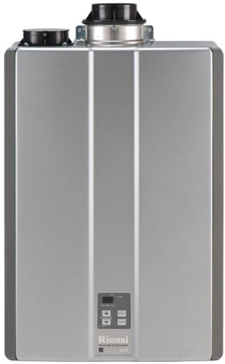 Ultra Series Natural Gas Tankless Water Heater from Rinnai