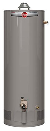 Professional Classic Tall Residential Natural Gas Water Heater from Rheem
