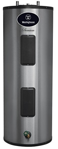 High-Efficiency Electric Water Heater from Westinghouse
