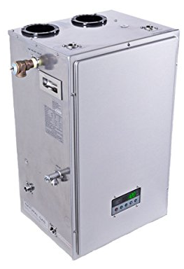 Condensing Hybrid Water Heater from Eternal