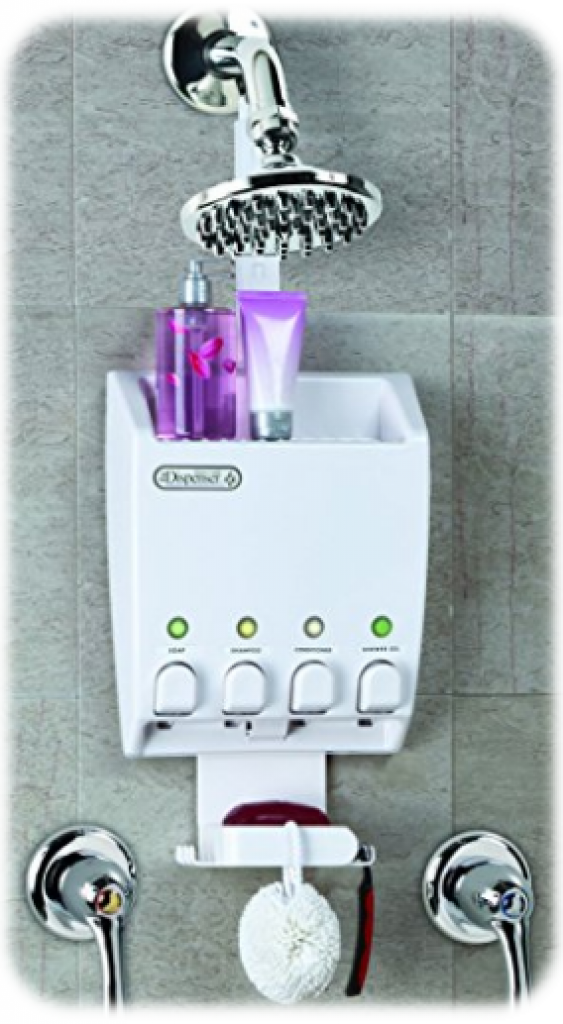 Best Shower Dispenser and Dispenser Shower Caddy