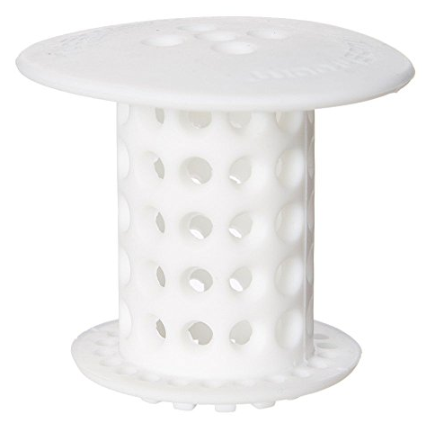 Tub Drain Protector Hair Catcher/Strainer/Snare from TubShroom