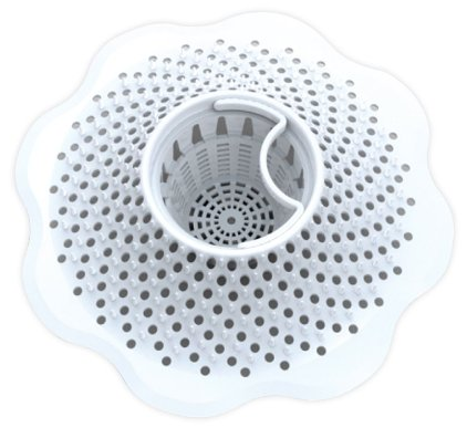 Microban Hair Catcher from Danco