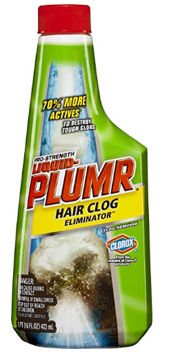 Hair Clog Eliminator from Clorox