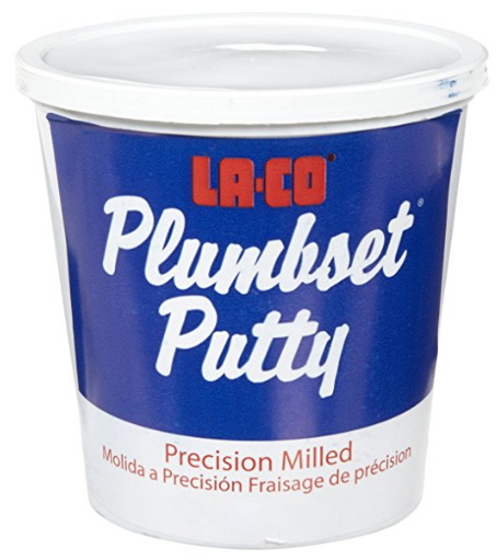Plumbset Professional Plumbers' Putty from La-Co