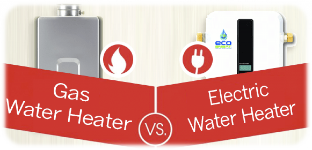 Electric Vs Gas Water Heater