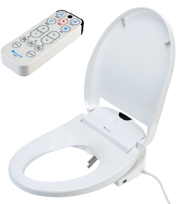 Advanced Bidet Toilet Seat from Brondell