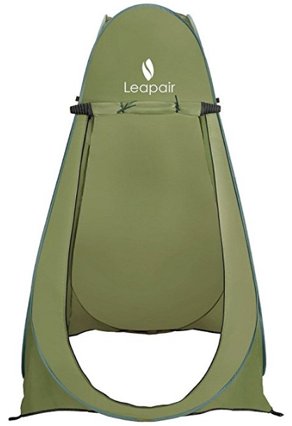 Pop-Up Shower Tent From Leapair