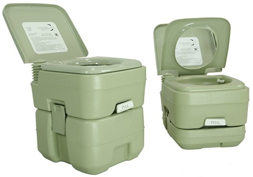 Portable Toilet from PARTYSAVING