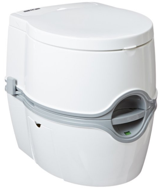 Porta Potti 550E Curve Portable Toilet from Thetford