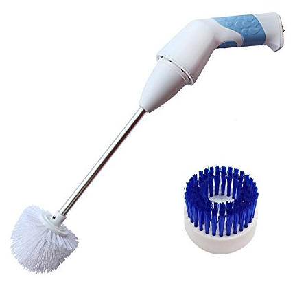 electric toilet brush from Fine Dragon