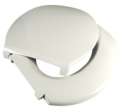 Oversized Toilet Seat with Cover from Big John Products