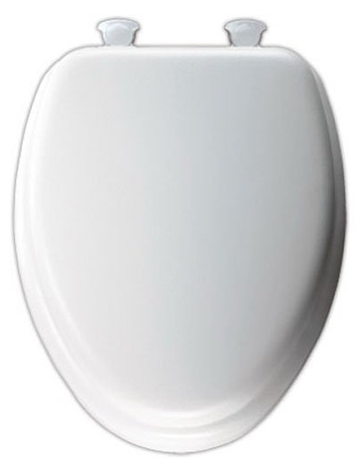 Deluxe Soft Elongated Toilet Seat from Mayfair
