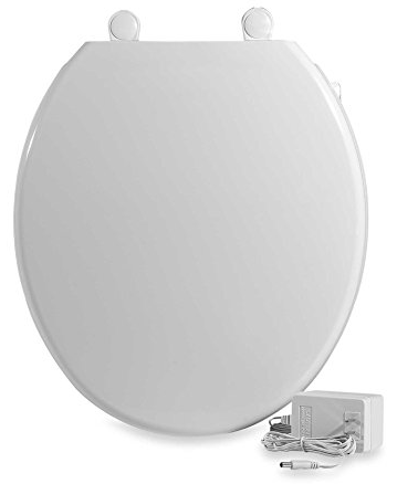 Heated Round Toilet Seat from UltraTouch