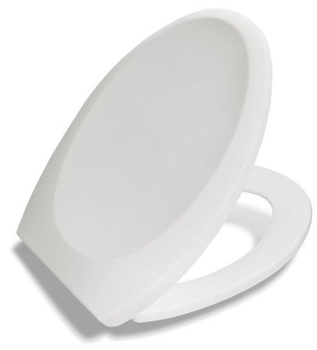 Premium Slow Close Toilet Seat with Cover from Bath Royale