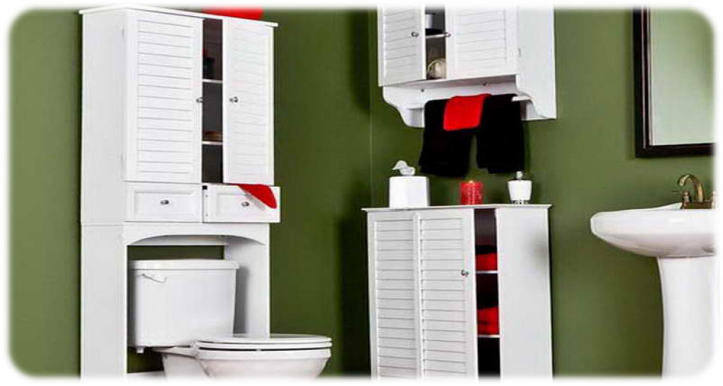 Best Bathroom Over Toilet Storage U2013 Create Some Additional Storage Space  Even In The Tiniest Of Bathrooms