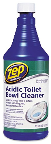 Acidic Toilet Bowl Cleaner from Zep Commercial