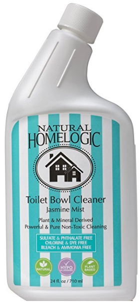Eco Friendly Toilet Bowl Cleaner from Natural HomeLogic