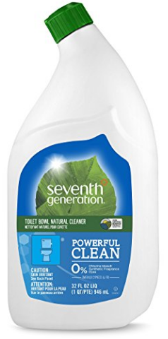 Toilet Bowl Natural Cleaner from Seventh Generation
