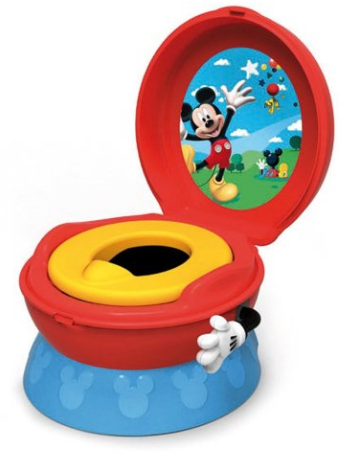 Disney Baby 3-In-1 Celebration Potty System from The First Years