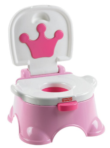 Stepstool Potty from Fisher-Price