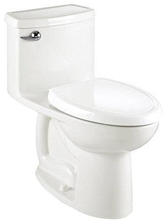 Compact Cadet-3 FloWise One-Piece Toilet from American Standard