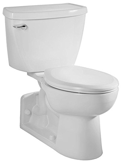 Yorkville Pressure-Assisted Elongated Toilet from American Standard